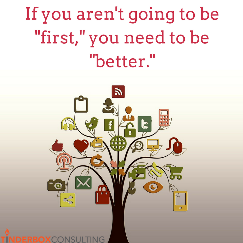 if-you-arent-going-to-be-first-you-need-to-be-better